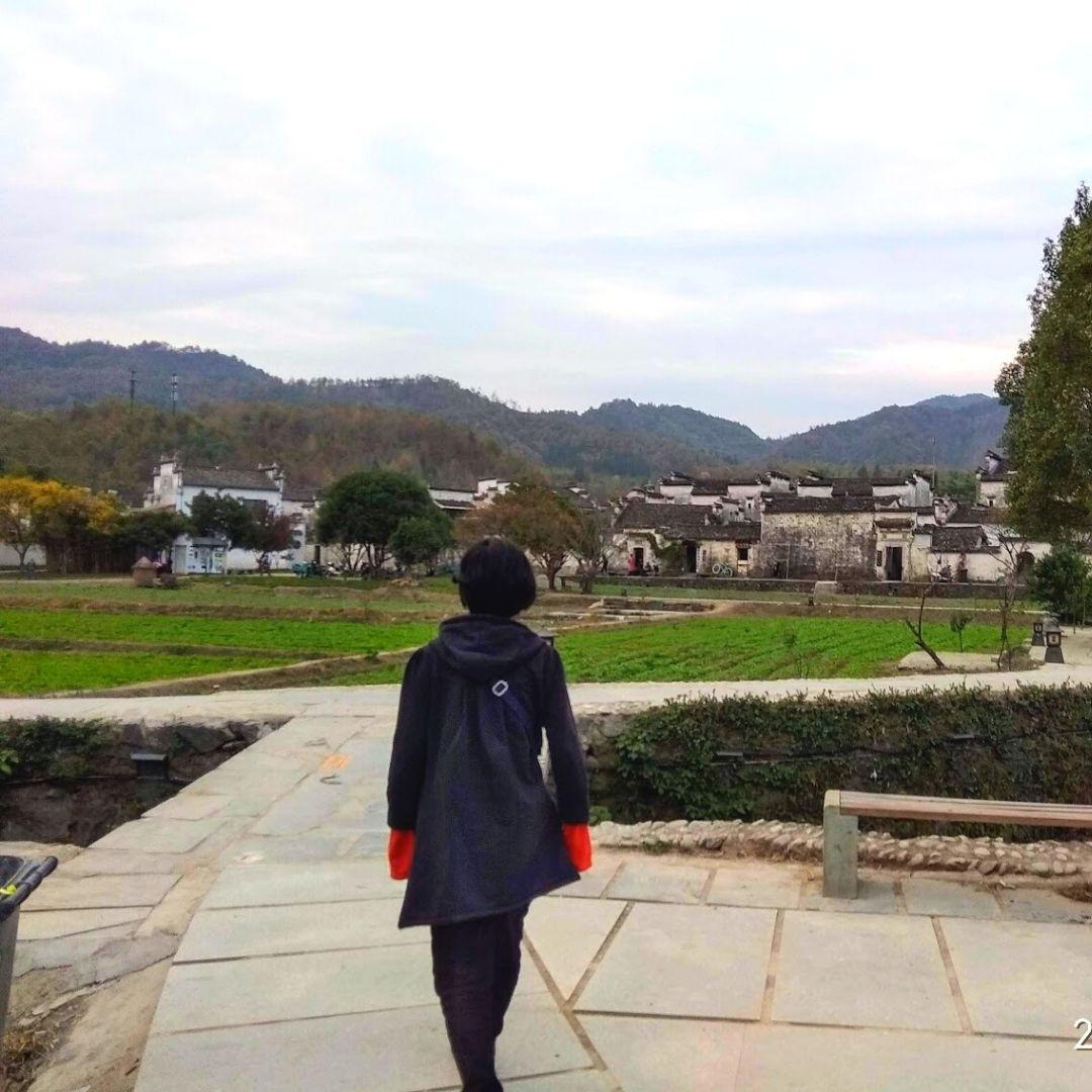 Anhui – Zhejiang – Shanghai 2019, Day 6: Yanguan Ancient Town, Xidi Ancient Village And Flying Home