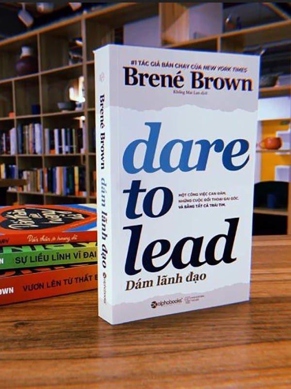 Read more about the article Review Sách Dám Lãnh Đạo Của Brené Brown