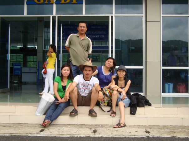Con Dao, Day 3: Way Back Home