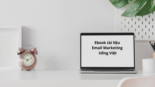 10 Ebook Tài Liệu Email Marketing Tiếng Việt
