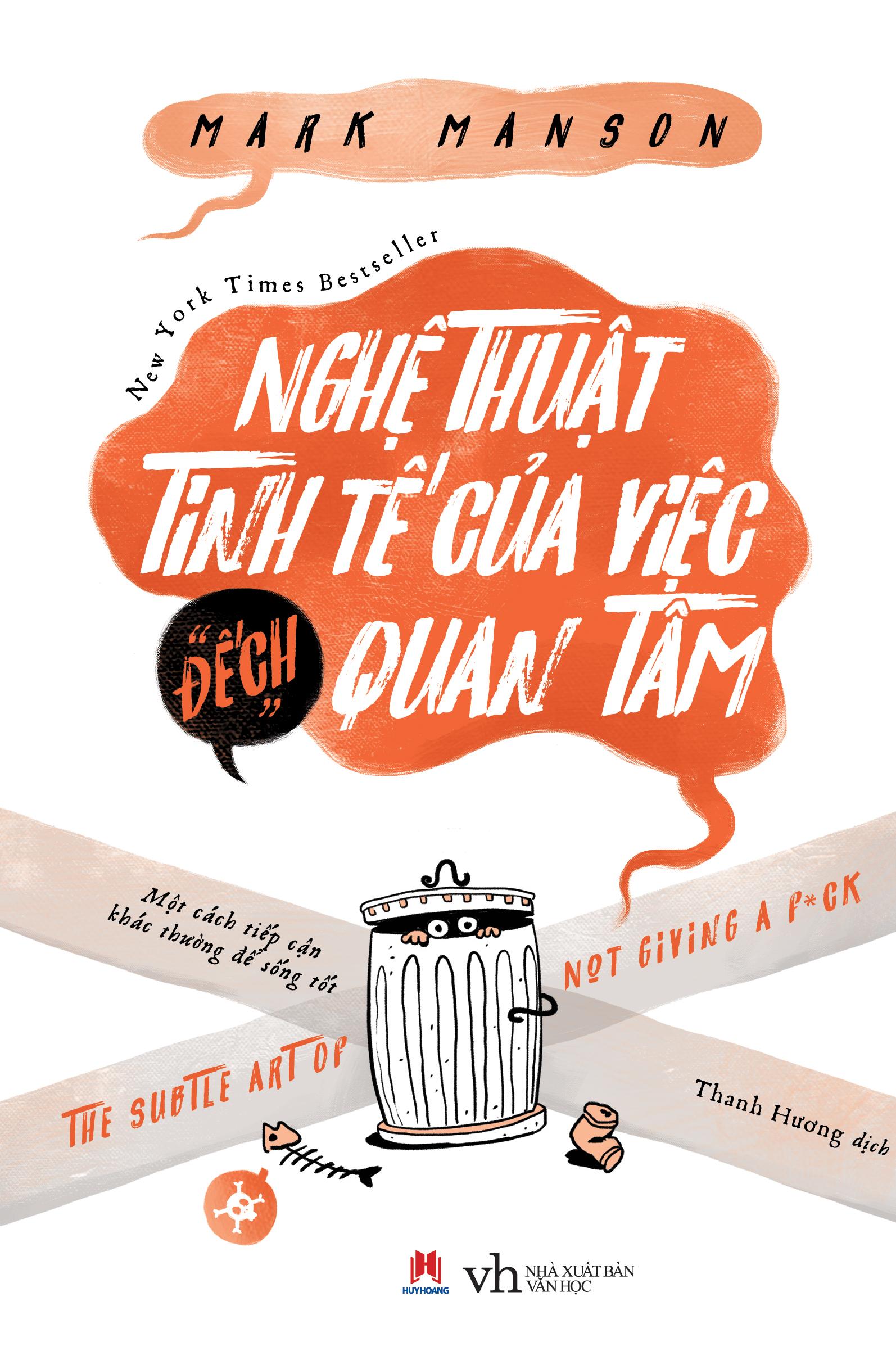 """Read more about the article Review Sách Nghệ Thuật Tinh Tế Của Việc """"Đếch"""" Quan Tâm Của Mark Manson"""
