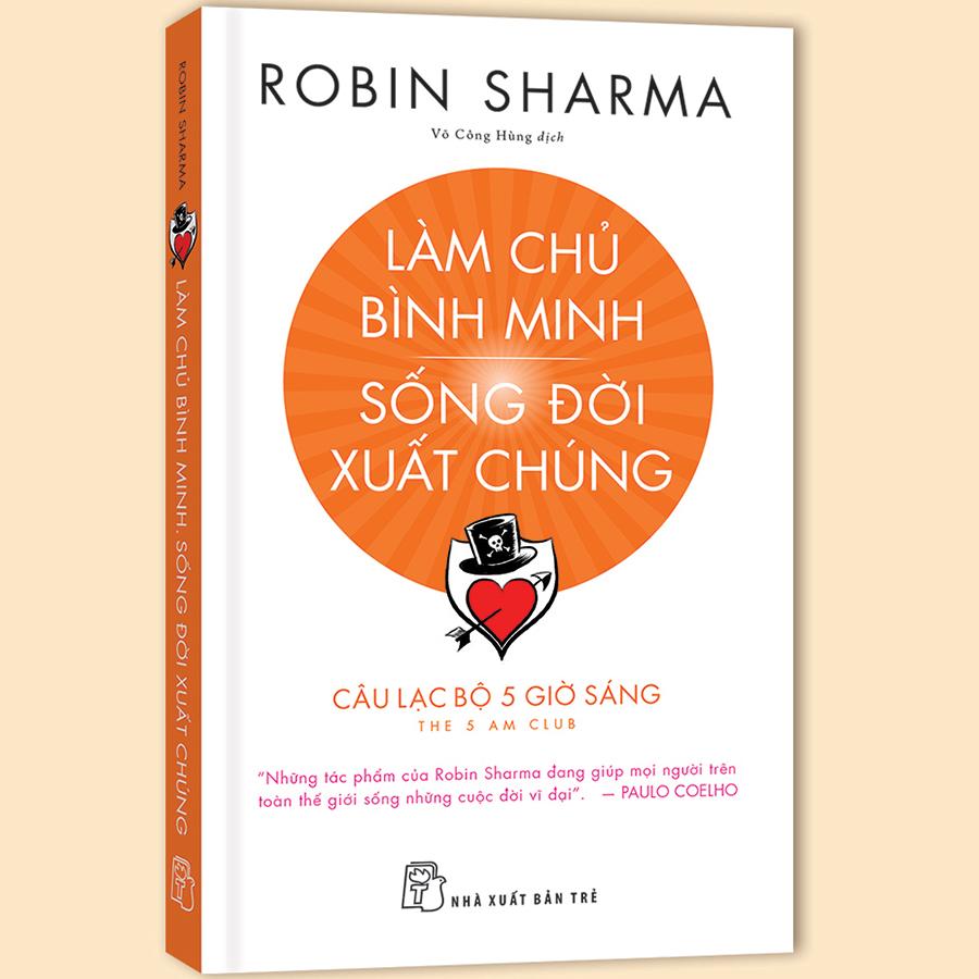 Read more about the article Review Sách Câu Lạc Bộ 5 Giờ Sáng Của Robin Sharma