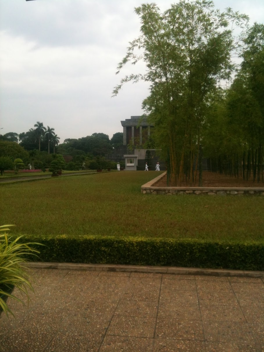 Read more about the article Sapa – Tam Coc, Day 6: Uncle Ho Mausoleum (Hanoi)